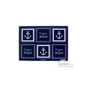 Tappetino per barca Vinile - Piccolo 70X50 Marine Business