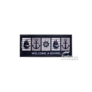 Tappeto antiscivolo per barca Marine Business 120×45 cm