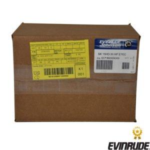 Kit Tagliando 25-30hp G1 Evinrude confezione