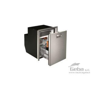 Frigoriferi a cassetto con struttura esterna in Acciaio Inox e compressore interno Danfoss