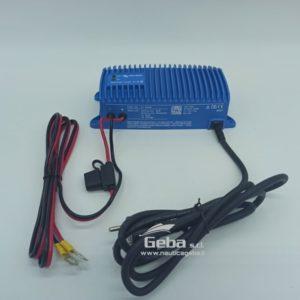 Caricabatteria Victron Blue smart 230VAC uscita 12V 13a