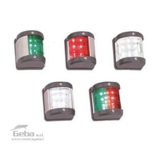 Fanali di navigazione omologati LED per barche